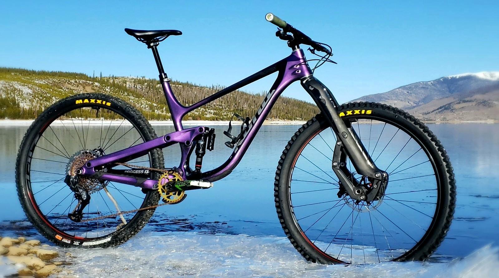 Kona Process 134 - Vital Bike of the Day December 2020 - Mountain Biking Pictures - Vital MTB
