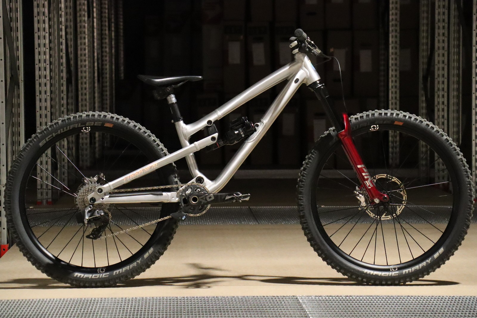 Commencal Absolut SX - Vital Bike of the Day December 2020 - Mountain Biking Pictures - Vital MTB