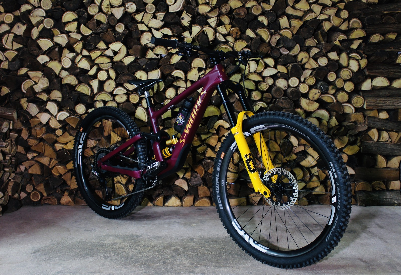 Specialized S-Works Enduro - Vital Bike of the Day December 2020 - Mountain Biking Pictures - Vital MTB