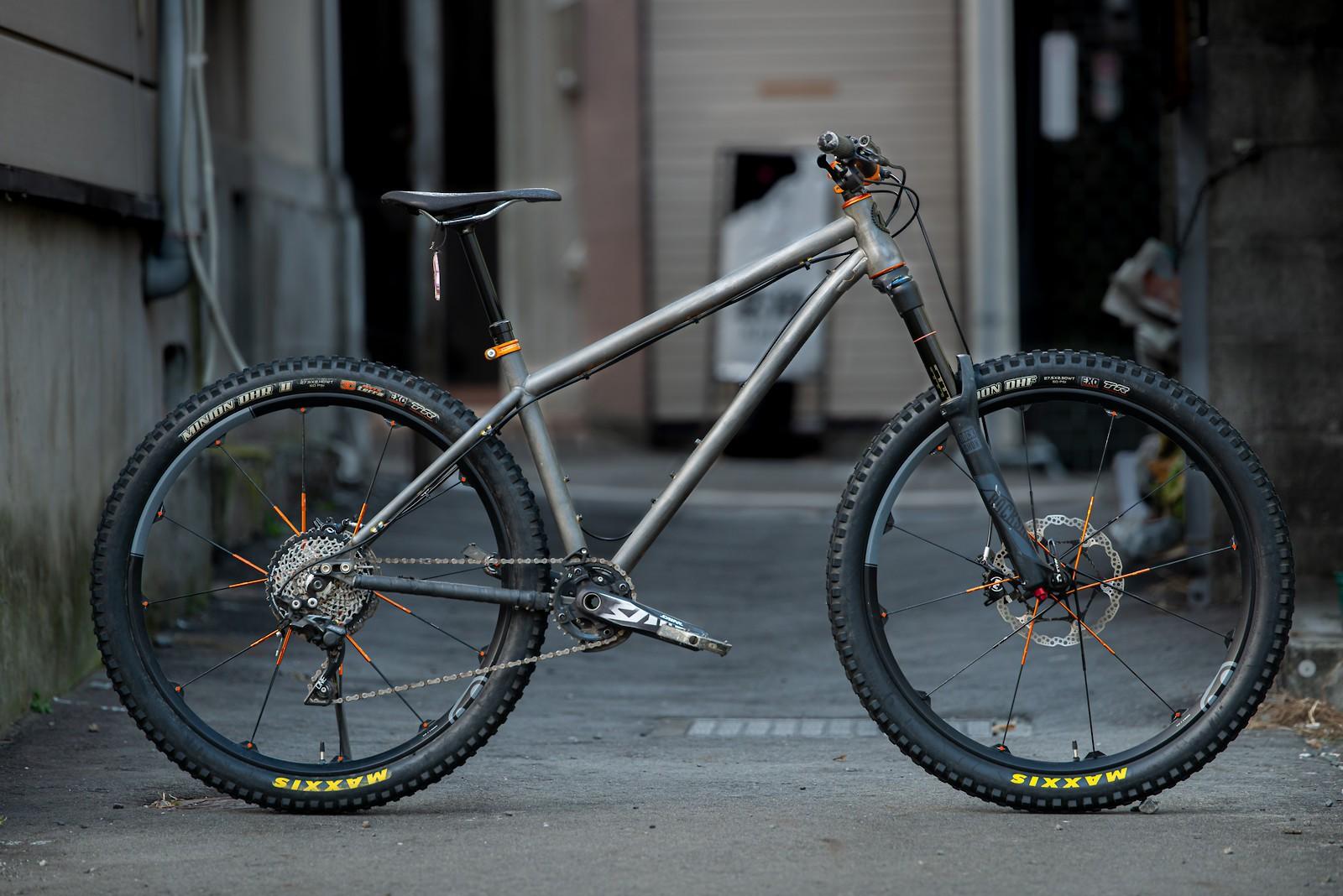 Kona Explosif - Vital Bike of the Day December 2020 - Mountain Biking Pictures - Vital MTB
