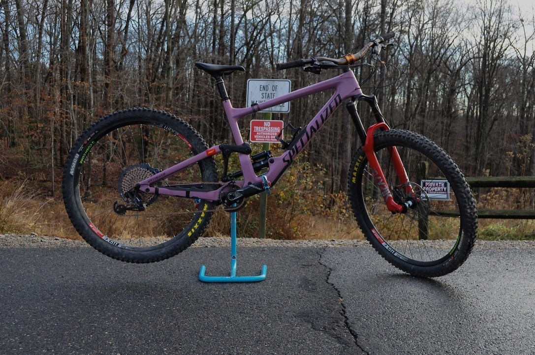 Specialized Enduro - Vital Bike of the Day December 2020 - Mountain Biking Pictures - Vital MTB