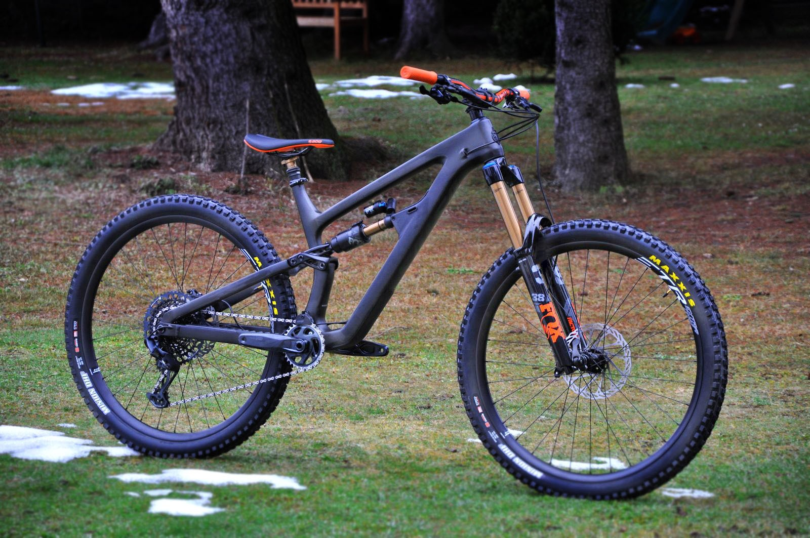 Salsa Cassidy Carbon - Vital Bike of the Day December 2020 - Mountain Biking Pictures - Vital MTB