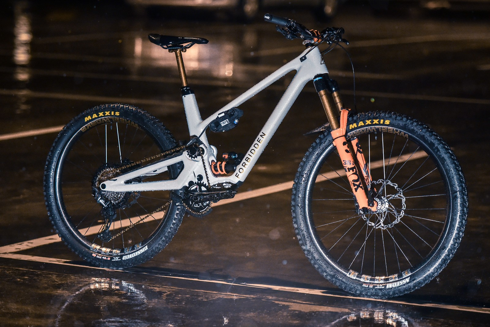 Forbidden Druid - Vital Bike of the Day December 2020 - Mountain Biking Pictures - Vital MTB