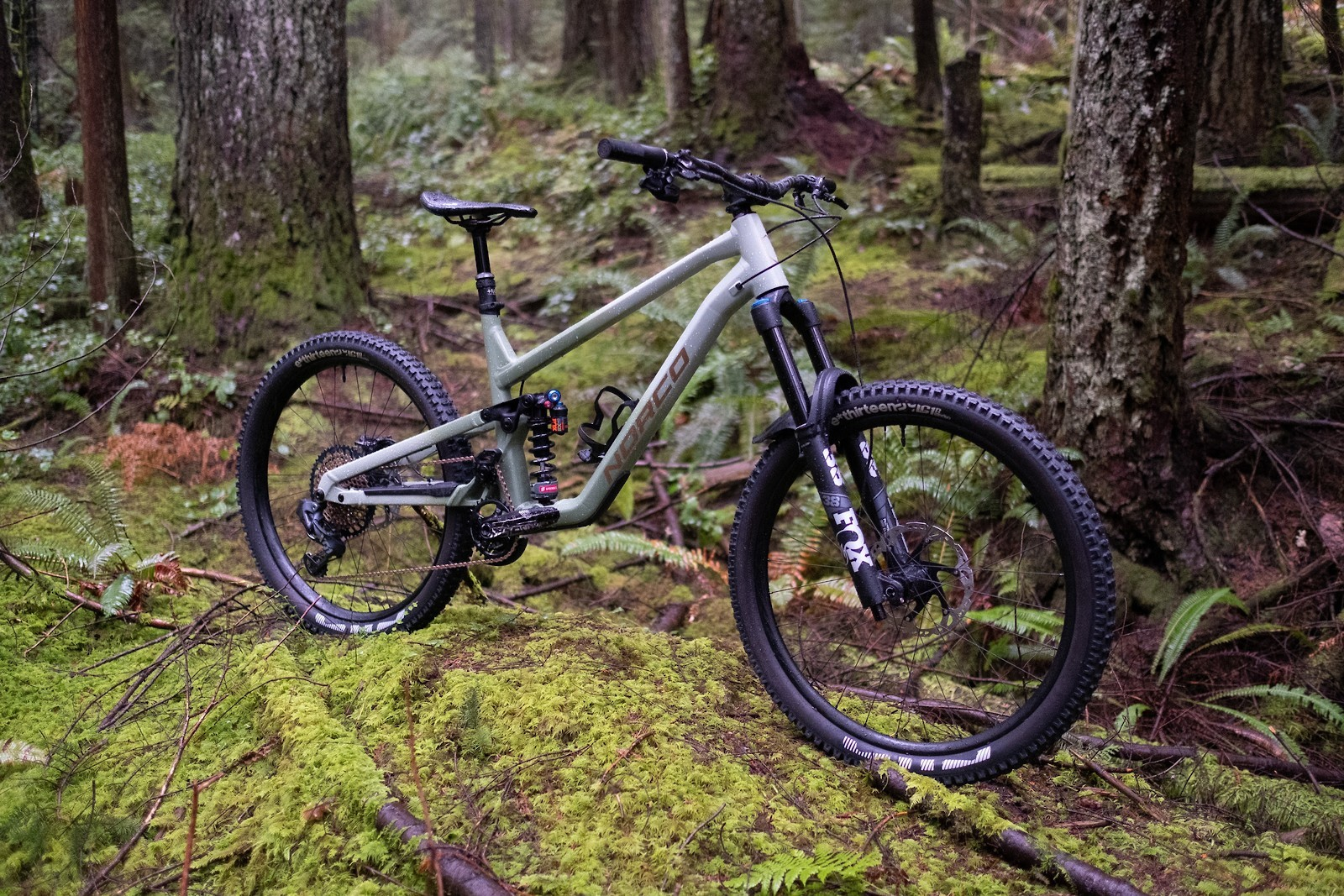 Norco Shore - Vital Bike of the Day December 2020 - Mountain Biking Pictures - Vital MTB