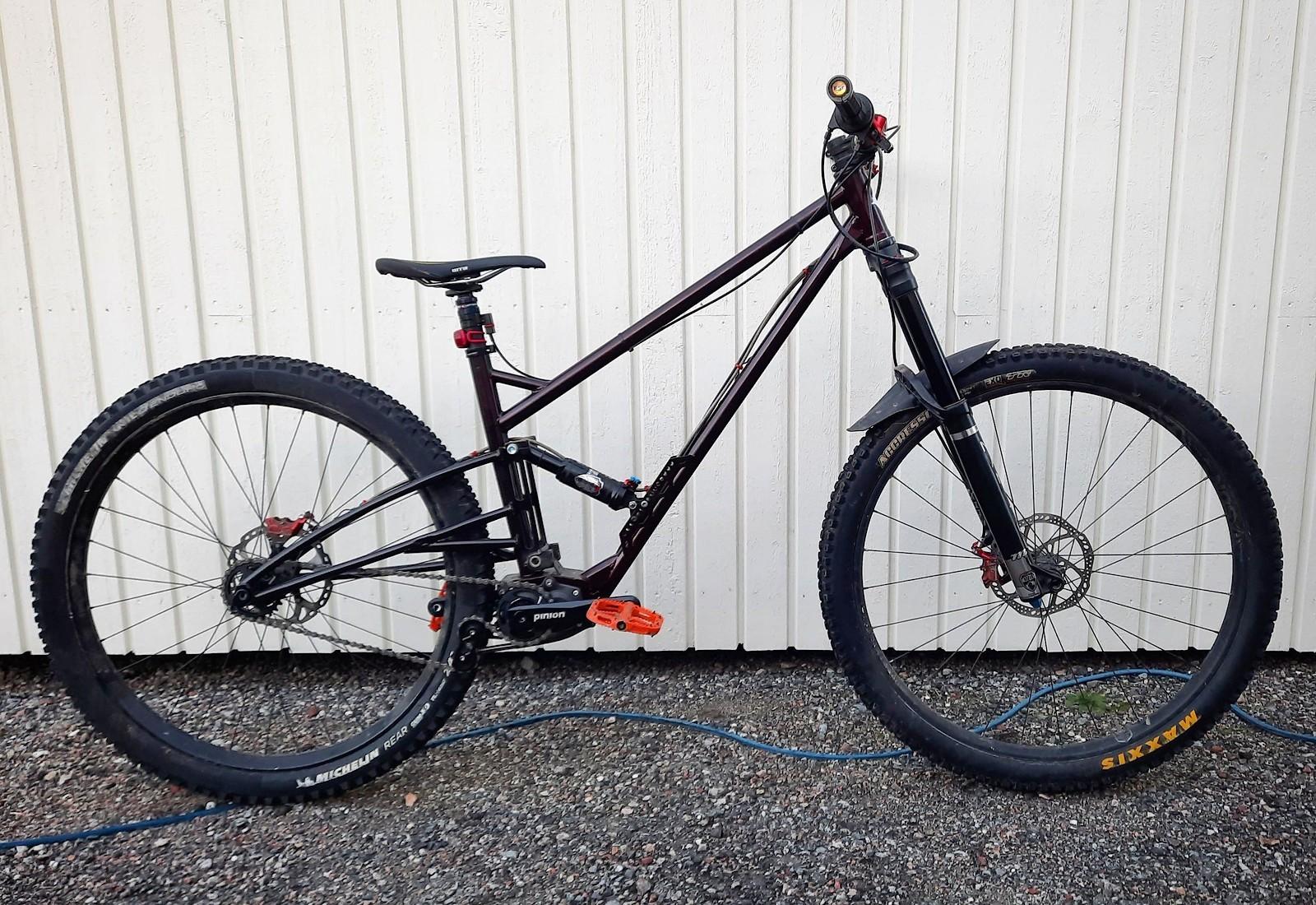 Dead Horse Pinion - Vital Bike of the Day December 2020 - Mountain Biking Pictures - Vital MTB