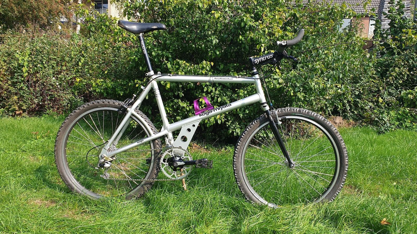 Koga Miyata RidgeRunner Alloy 1990 - Vital Bike of the Day December 2020 - Mountain Biking Pictures - Vital MTB