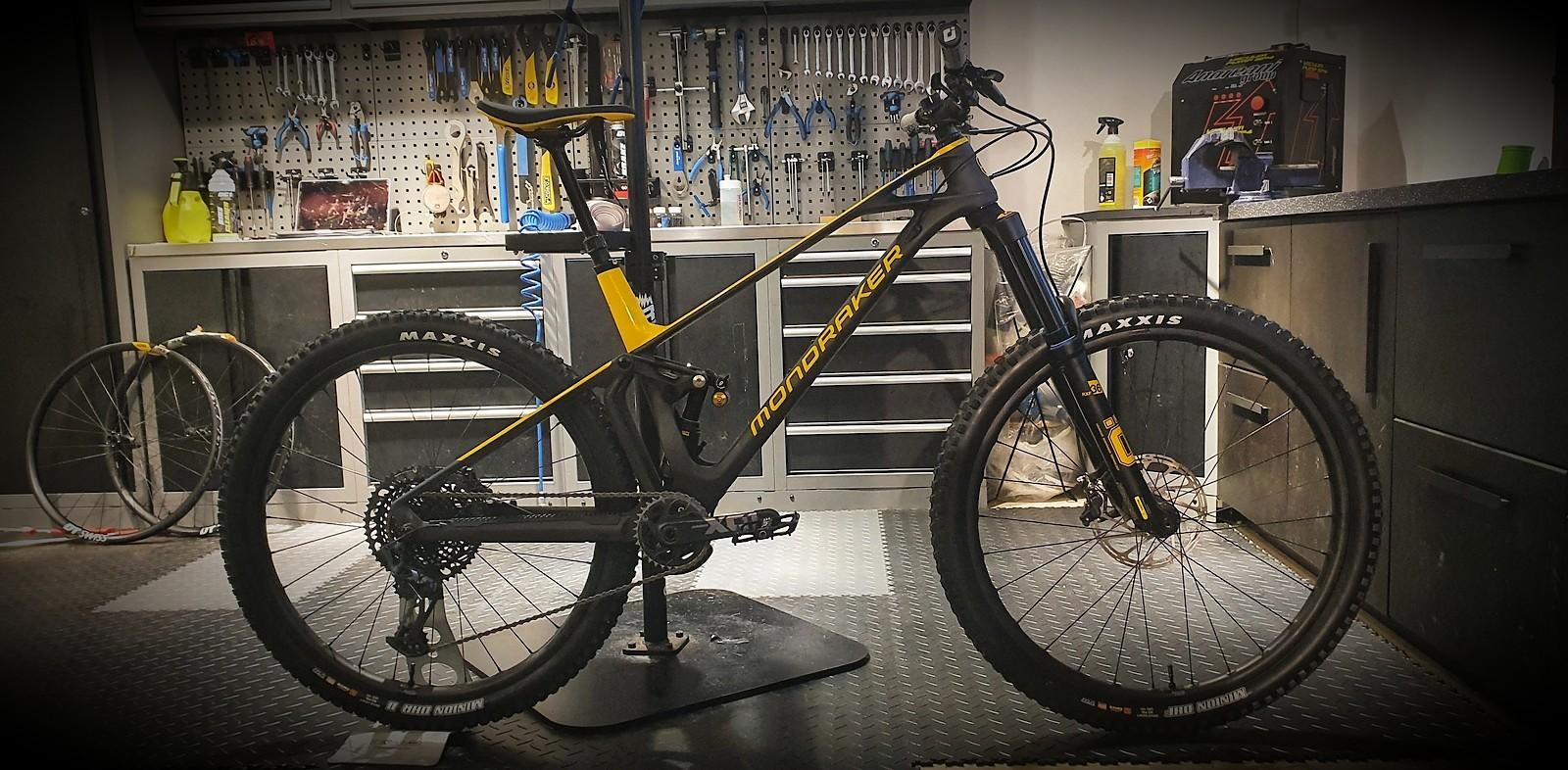 Mondraker Foxy XR - Vital Bike of the Day January 2021 - Mountain Biking Pictures - Vital MTB