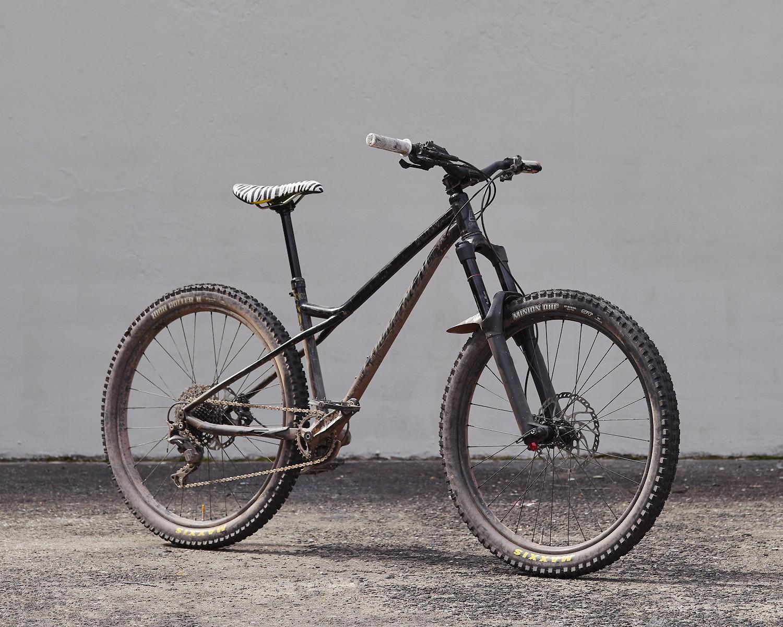 Commencal Meta HT CRMO - Vital Bike of the Day January 2021 - Mountain Biking Pictures - Vital MTB