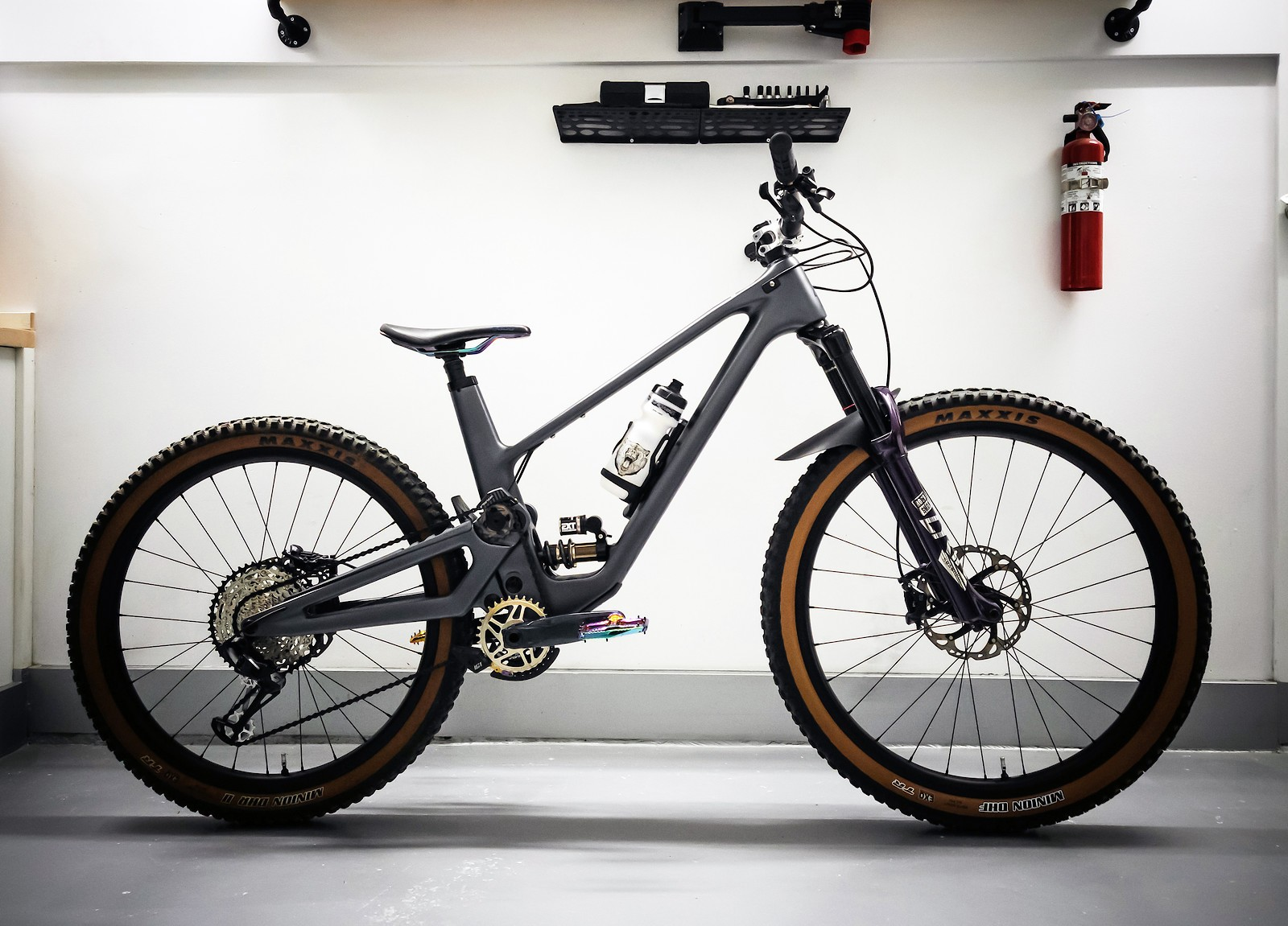 Forbidden Druid - Vital Bike of the Day January 2021 - Mountain Biking Pictures - Vital MTB