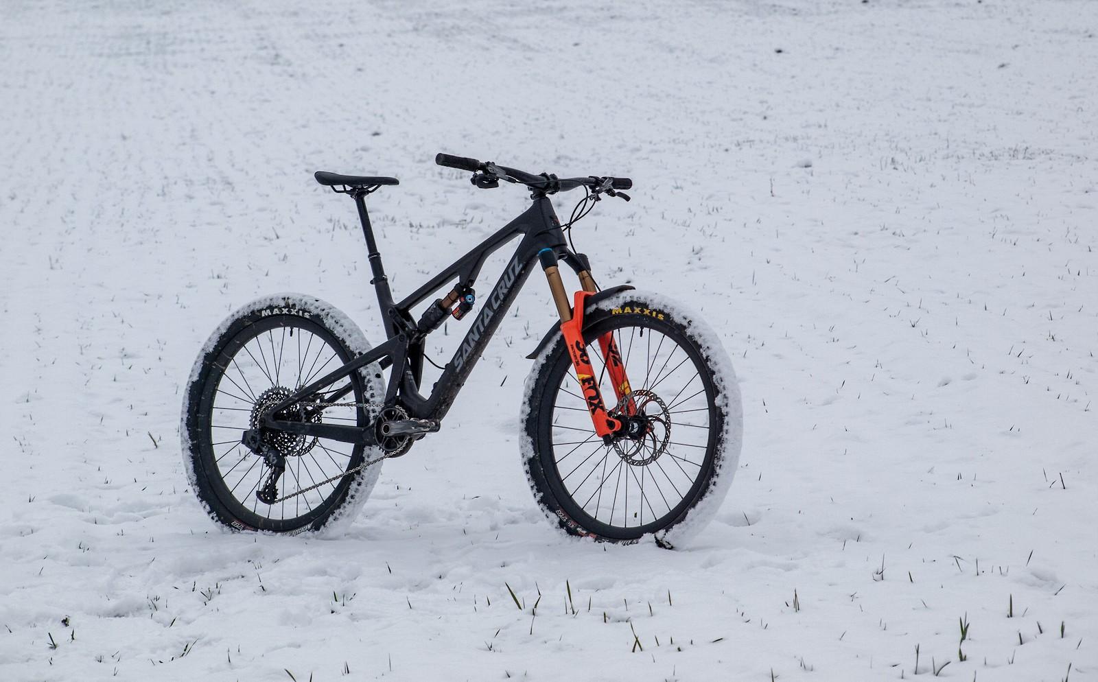 Santa Cruz 5010 V3 - Vital Bike of the Day January 2021 - Mountain Biking Pictures - Vital MTB