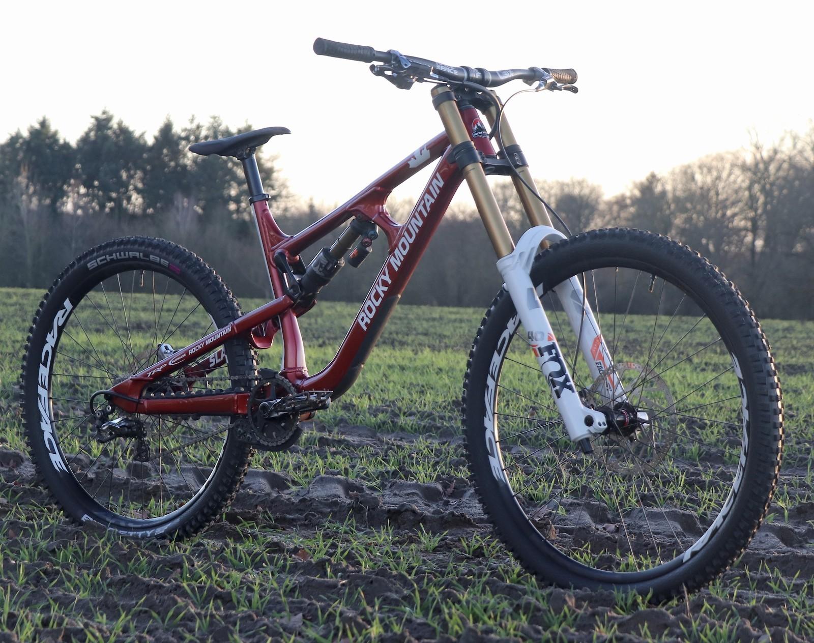 "Rocky Mountain Slayer ""DH"" - Vital Bike of the Day January 2021 - Mountain Biking Pictures - Vital MTB"