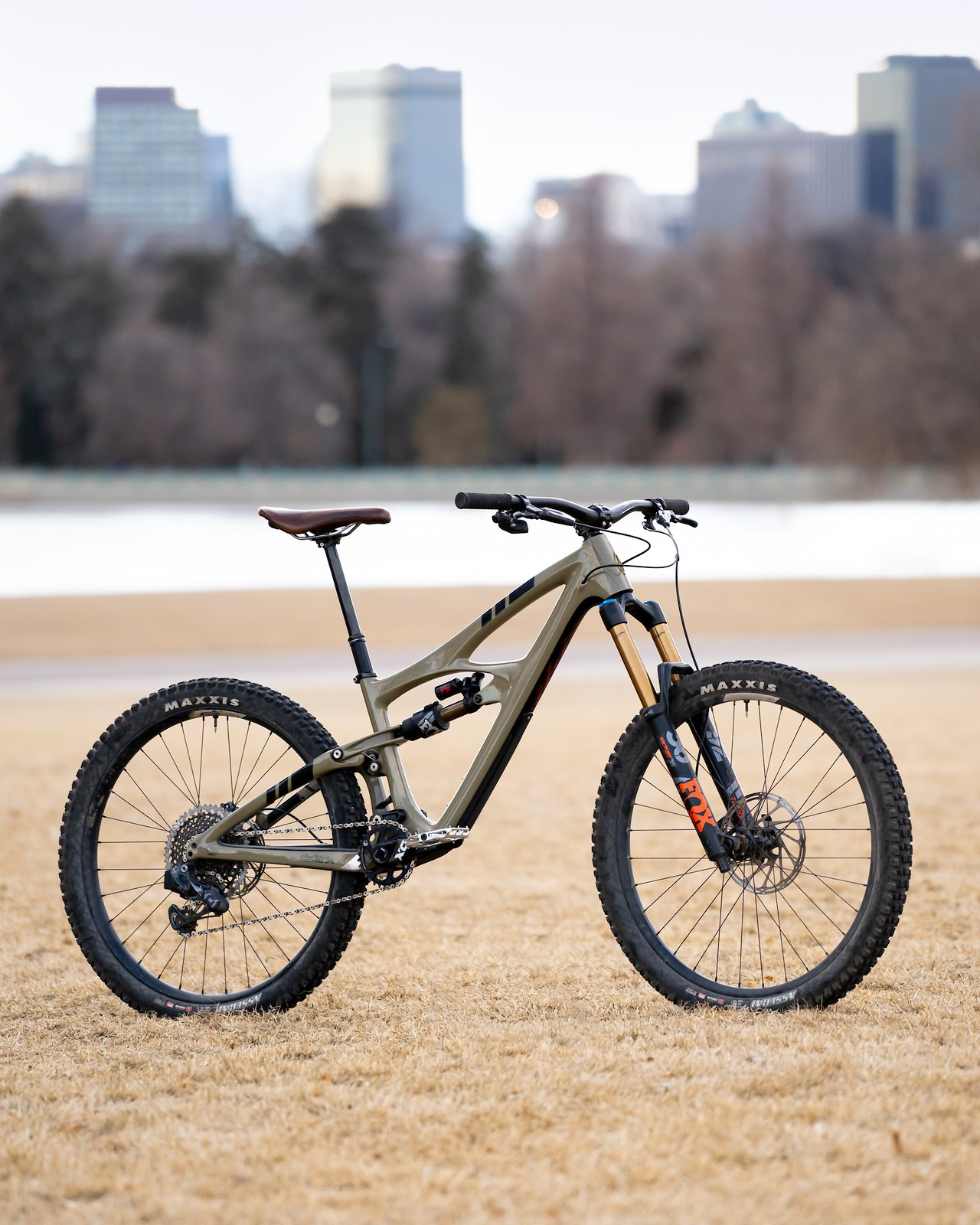 Ibis Mojo HD5 - Vital Bike of the Day January 2021 - Mountain Biking Pictures - Vital MTB