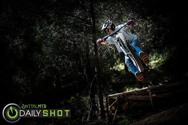 Dark Woods - iceman2058 - Mountain Biking Pictures - Vital MTB