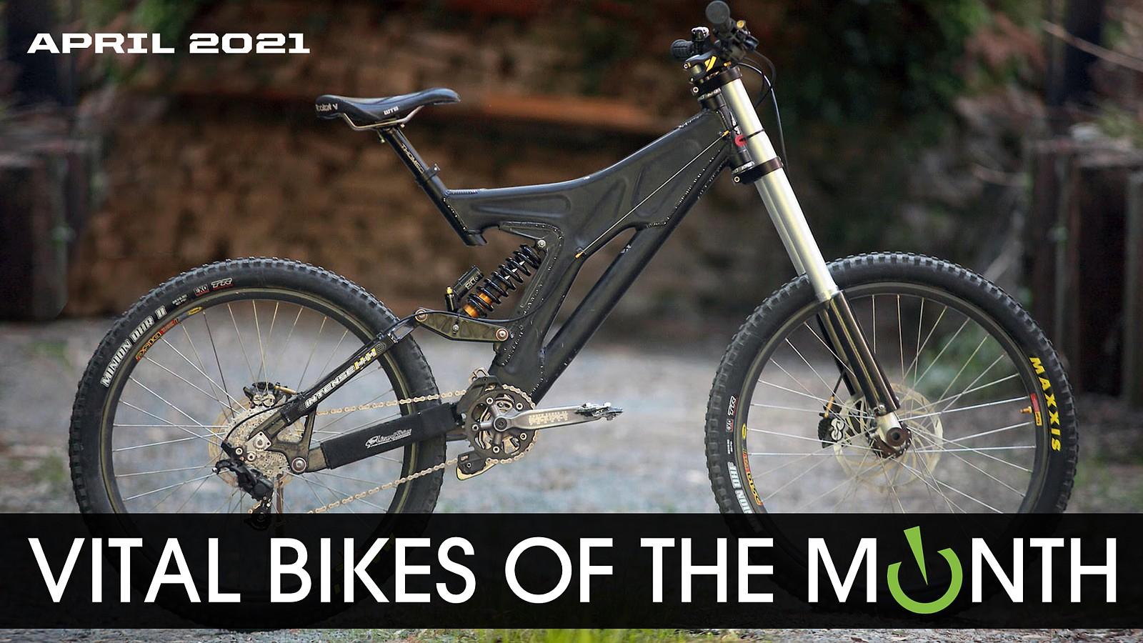 Vital Bikes of the Month, April 2021 - Vital Bike of the Day April 2021 - Mountain Biking Pictures - Vital MTB