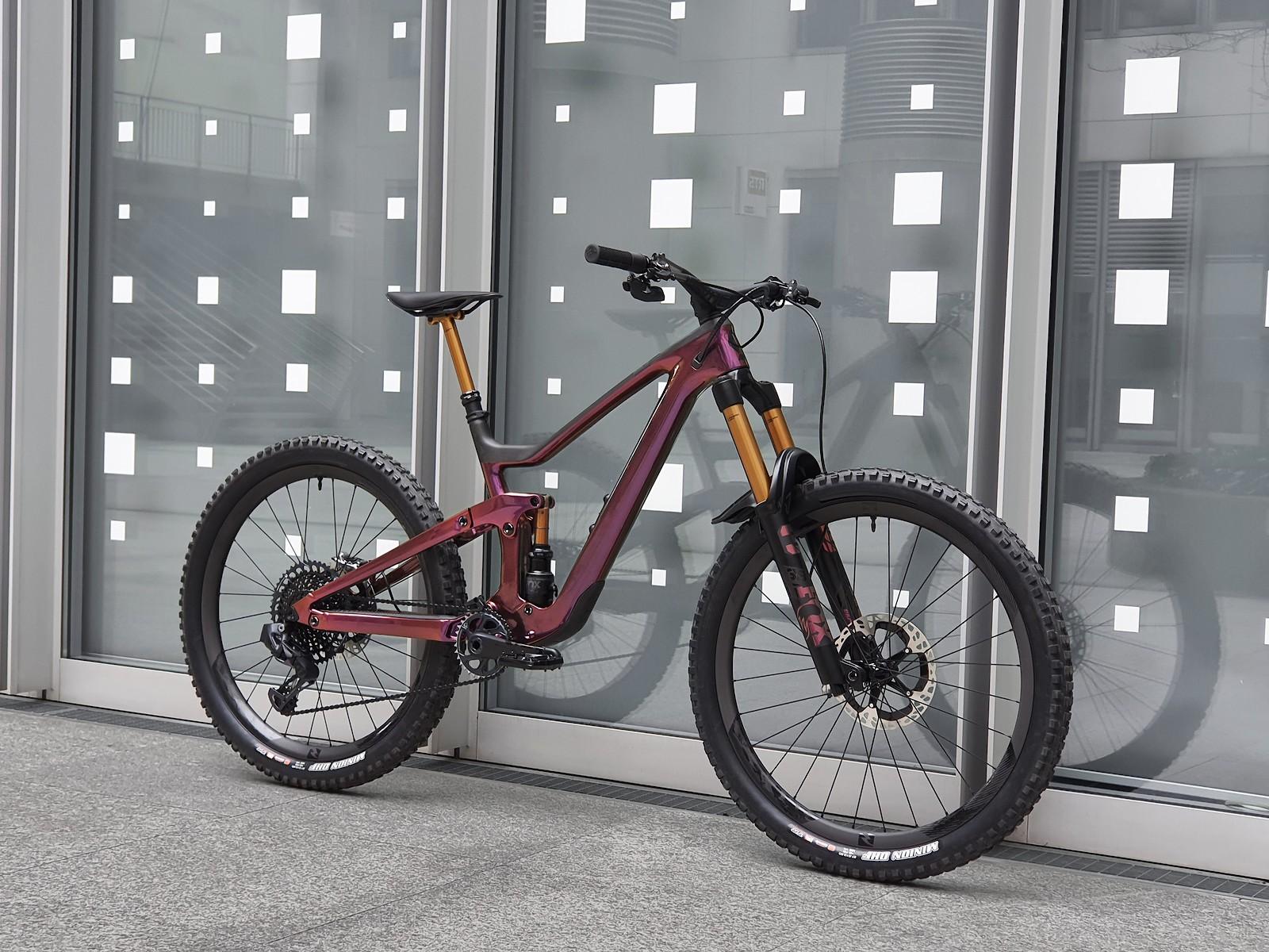 Scott Ransom - Vital Bike of the Day May 2021 - Mountain Biking Pictures - Vital MTB