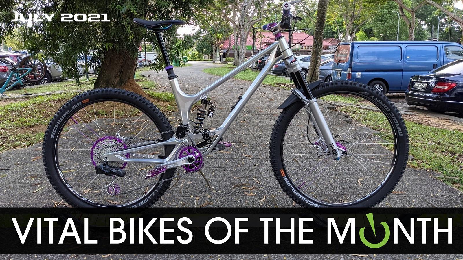 Vital Bikes of the Month, July 2021 - Vital Bike of the Day July 2021 - Mountain Biking Pictures - Vital MTB