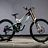 Myriam Nicole's Commencal Supreme DH for 2021 World Champs