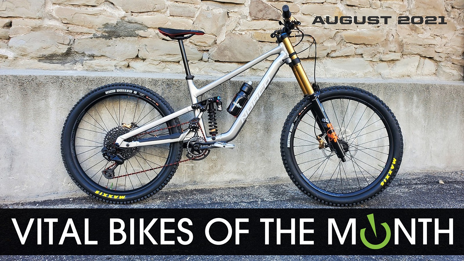 Vital Bikes of the Month, August 2021 - Vital Bike of the Day August 2021 - Mountain Biking Pictures - Vital MTB
