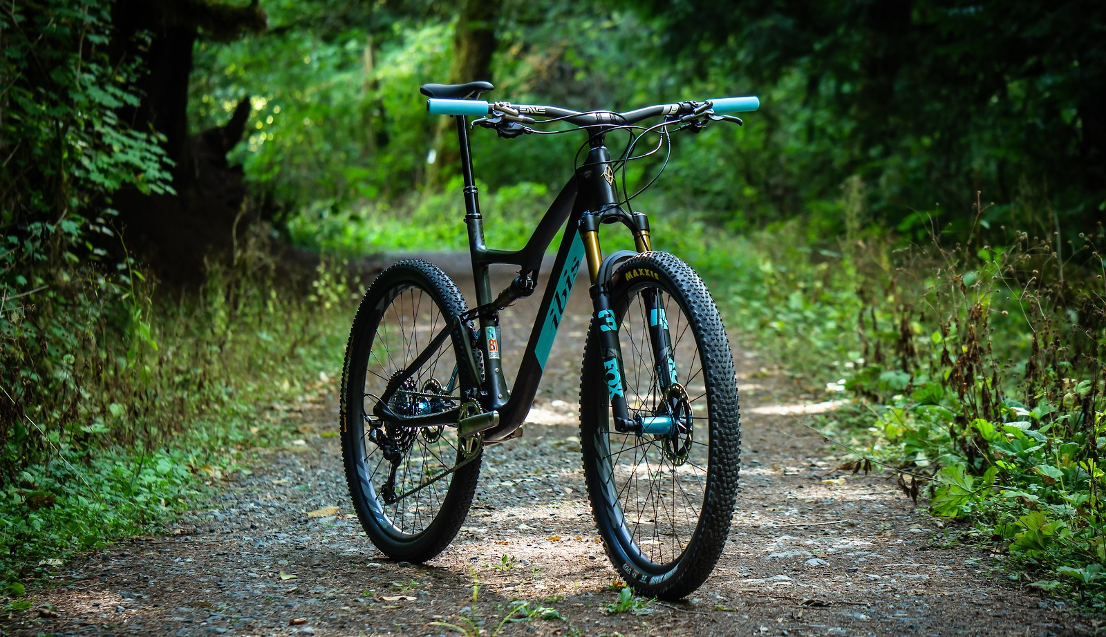 Ibis Exie 40th Anniversary - Vital Bike of the Day September 2021 - Mountain Biking Pictures - Vital MTB