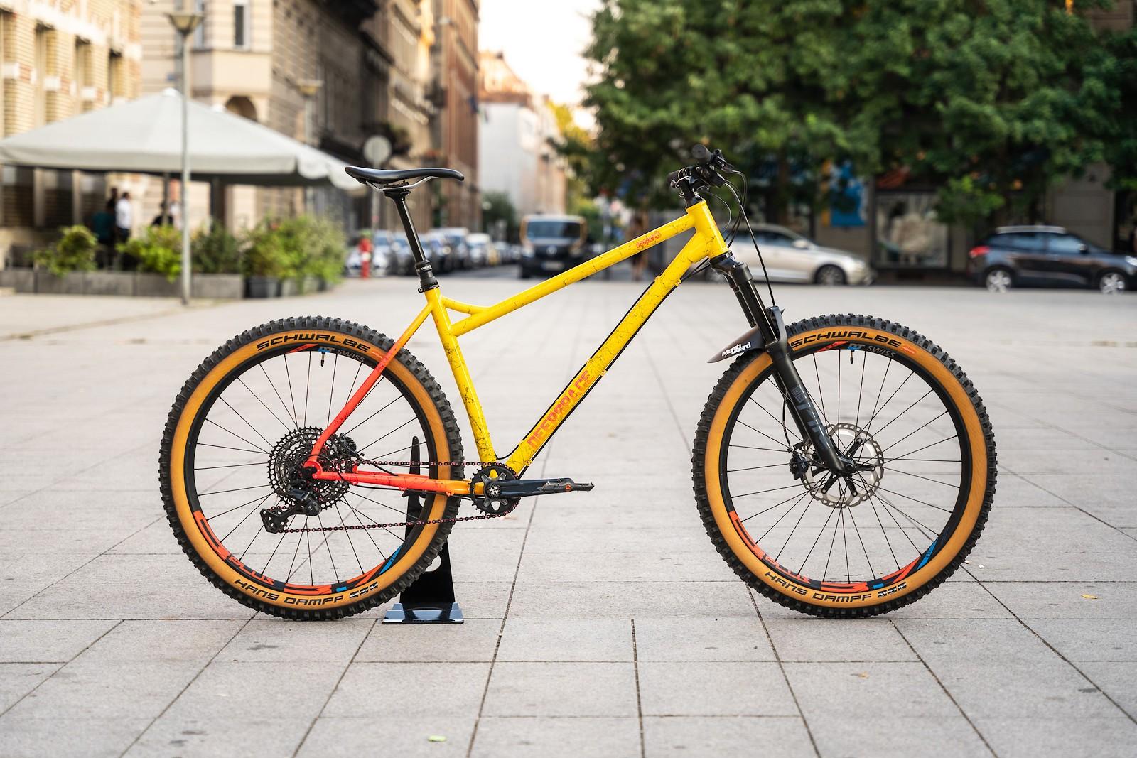 Csepel Deepspace Kckss - Vital Bike of the Day October 2021 - Mountain Biking Pictures - Vital MTB