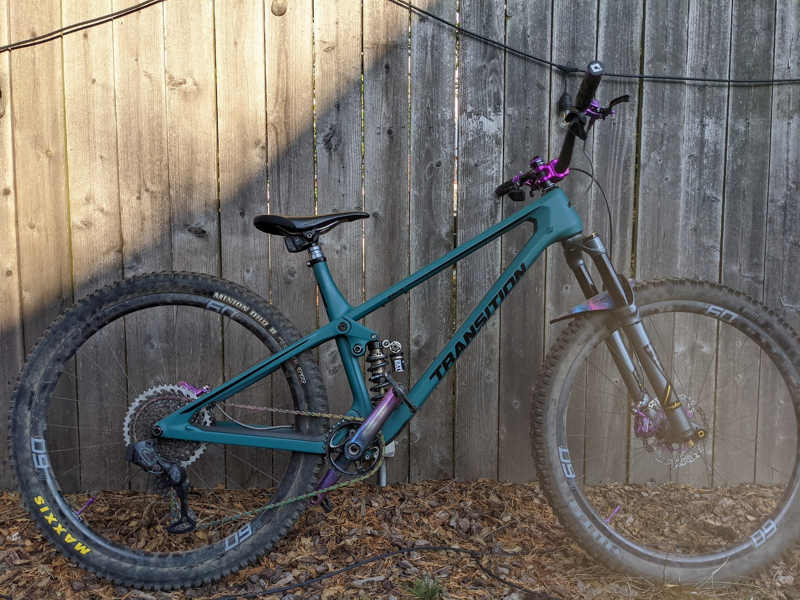 Transition Spur - Vital Bike of the Day October 2021 - Mountain Biking Pictures - Vital MTB