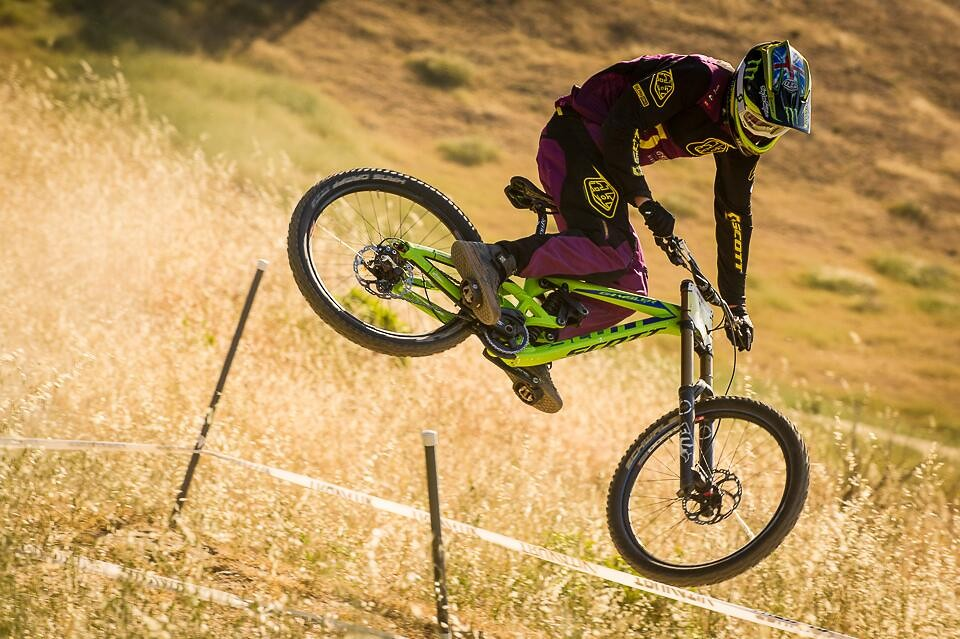 Brendog clipped in - iceman2058 - Mountain Biking Pictures - Vital MTB