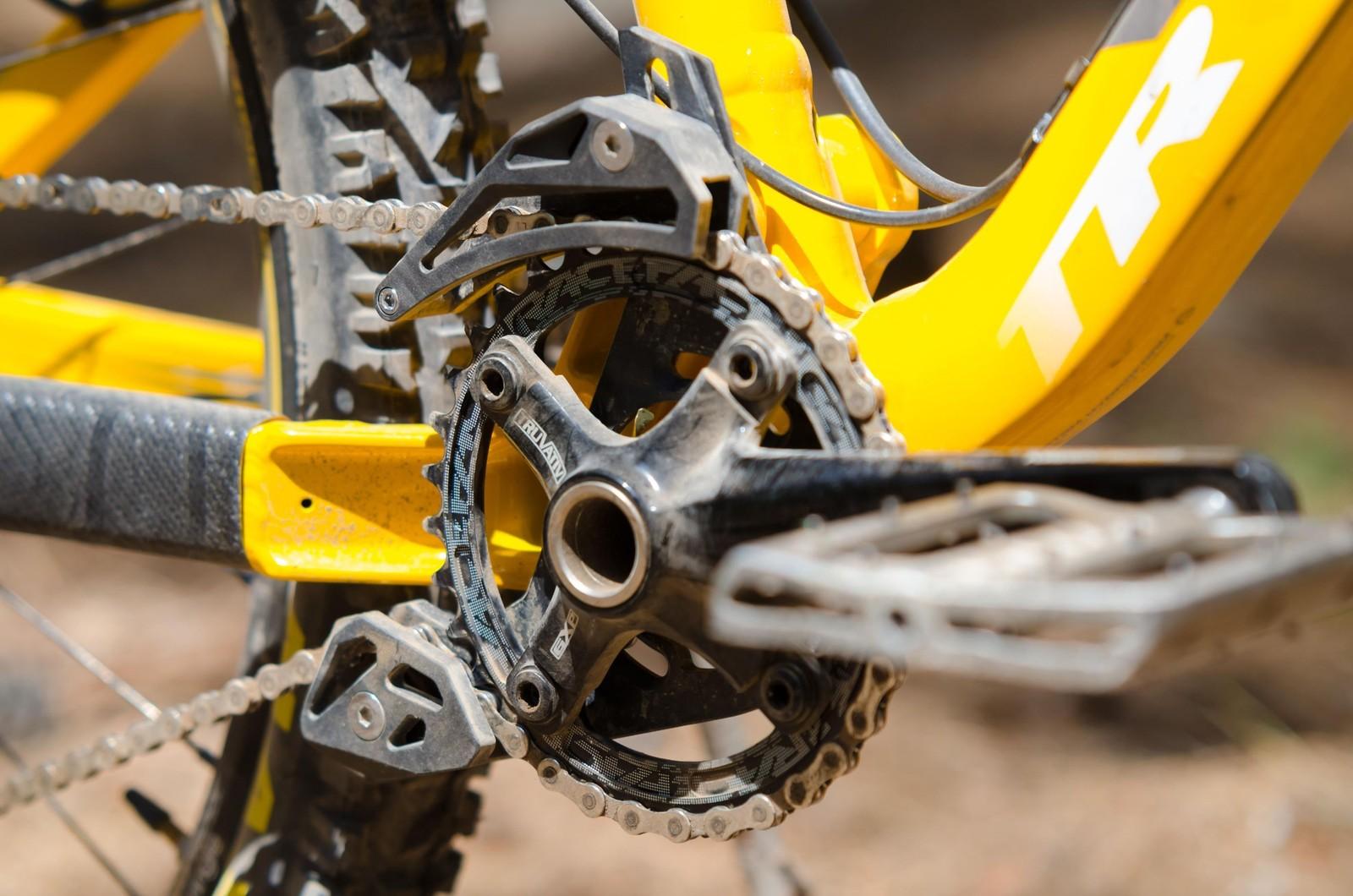 2013 Nukeproof Mega TR - Cranks - iceman2058 - Mountain Biking Pictures - Vital MTB