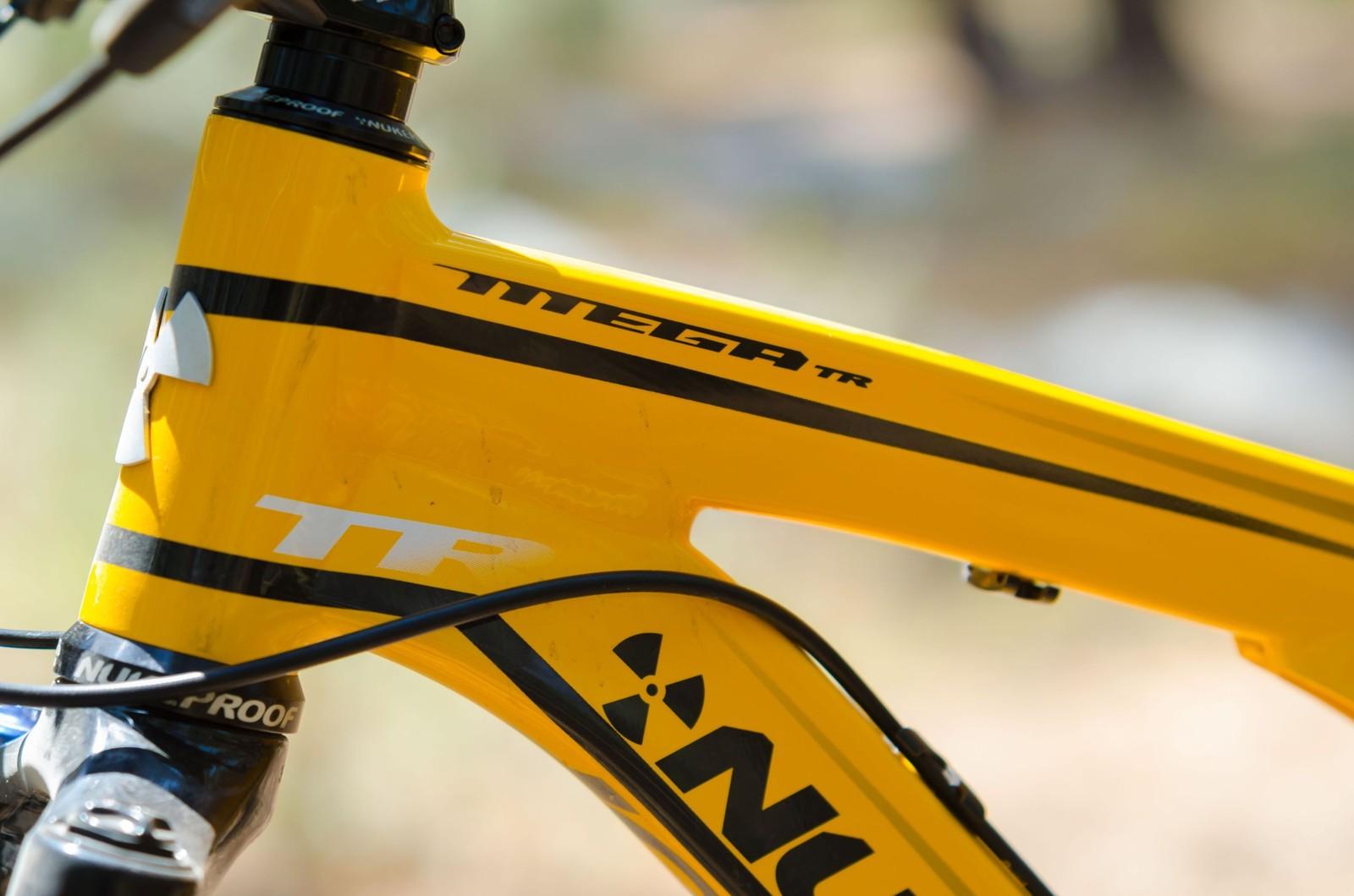 2013 Nukeproof Mega TR - Frame detail - iceman2058 - Mountain Biking Pictures - Vital MTB