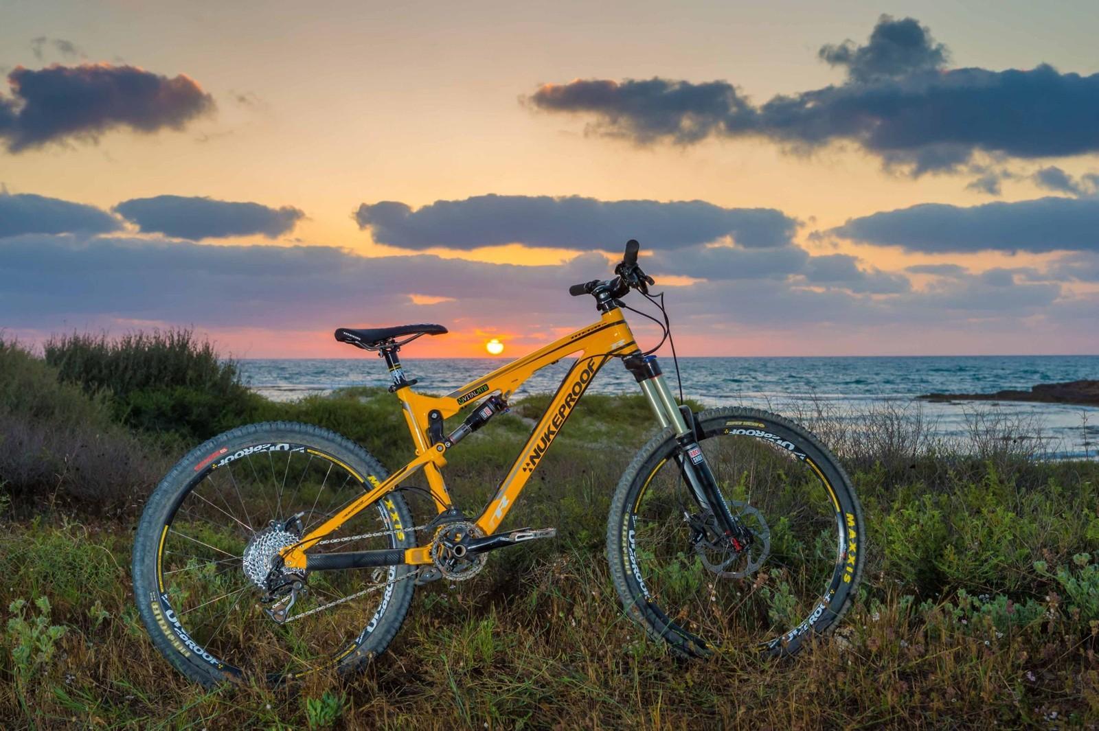 2013 Nukeproof Mega TR - Sunset - iceman2058 - Mountain Biking Pictures - Vital MTB