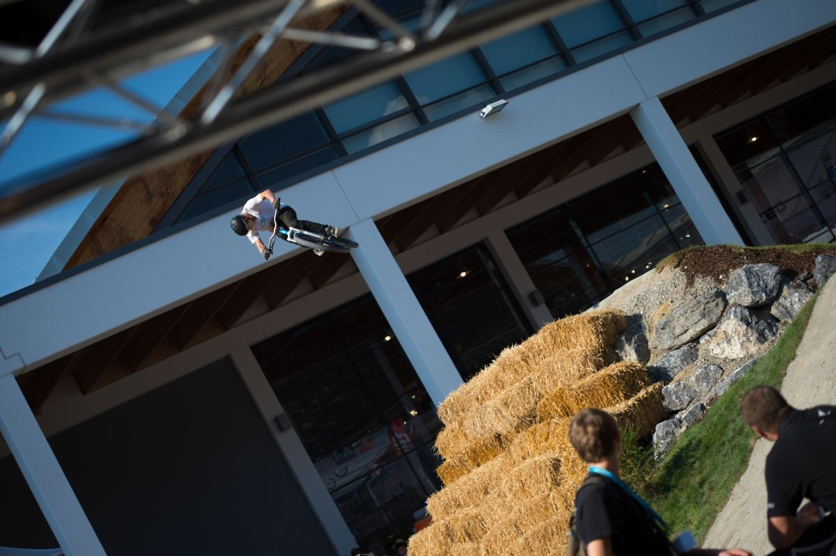 Dirt Jumping at Eurobike 2013 - iceman2058 - Mountain Biking Pictures - Vital MTB