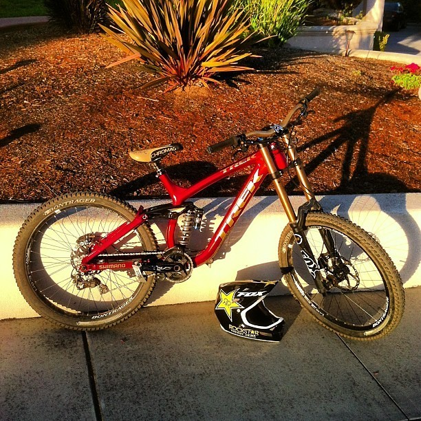 Red Bull Rampage Pro Bikes: Cam McCaul's Red Trek Session - iceman2058 - Mountain Biking Pictures - Vital MTB