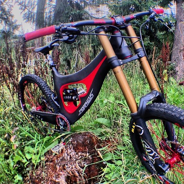Red Bull Rampage Pro Bikes: Mitch Chubey's Morpheus - iceman2058 - Mountain Biking Pictures - Vital MTB