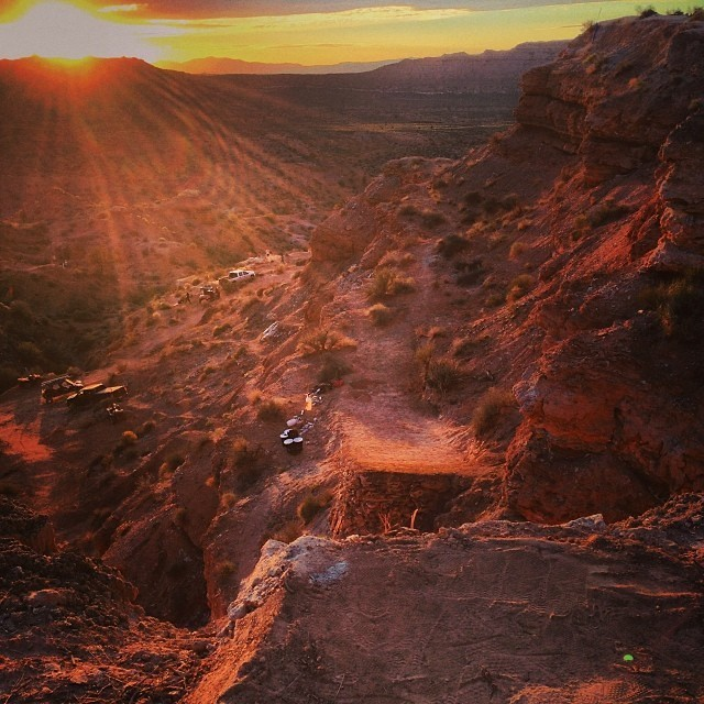 Red Bull Rampage 2013: Mitch Chubey and the YOLO Sender - iceman2058 - Mountain Biking Pictures - Vital MTB