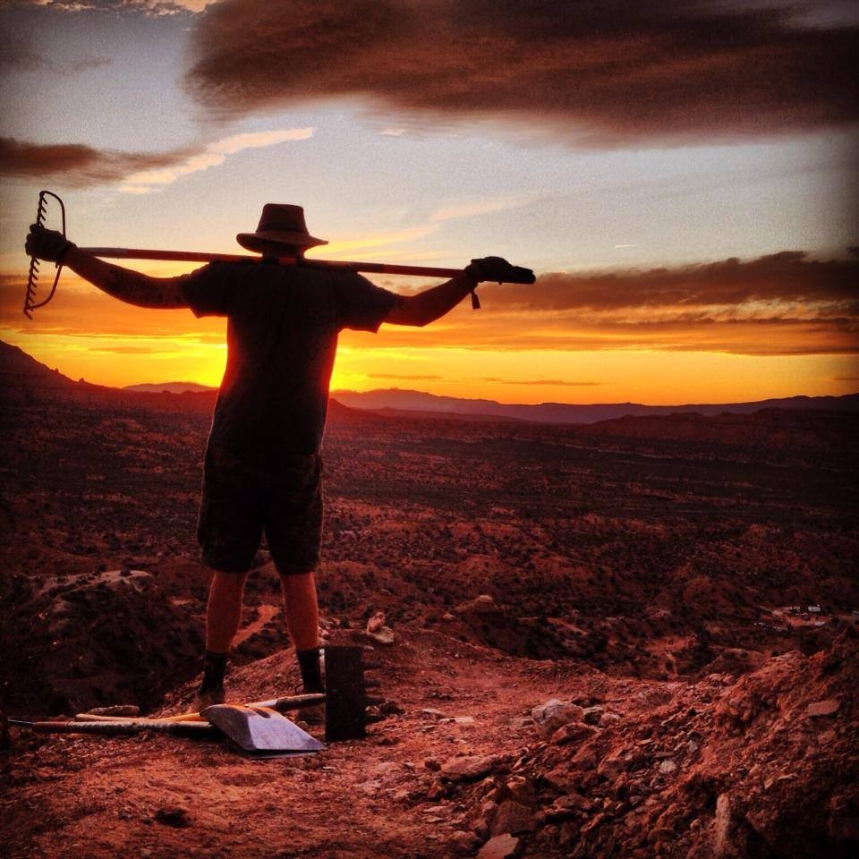 Red Bull Rampage 2013: Gully's Sunset - iceman2058 - Mountain Biking Pictures - Vital MTB