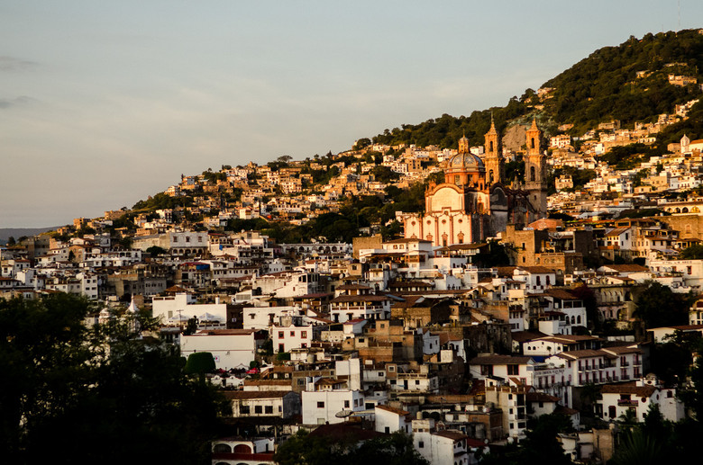 Gooooood Morning Taxco!