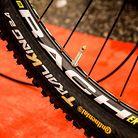 Atherton's Carbon Stan's ZTR DH Wheels