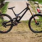 WINNING BIKE - Aaron Gwin's Specialized S-Works Demo 8 from Val di Sole