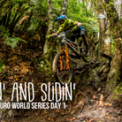 Slipping and Sliding in Rotorua | EWS Day 1 Practice