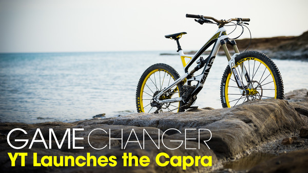 Game Changer: Introducing the YT Capra