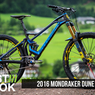 First Look: 2016 Mondraker Dune Carbon