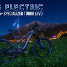 It's Electric! The 27.5+ Specialized Turbo Levo