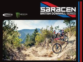 LIVE WEBCAST REPLAY: British Downhill Series #3 - Innerleithen
