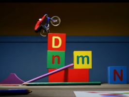 MacAskill's Imaginate - Riding Film