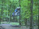 Richie Schley Riding the New ROTWILD R.X1 FS 27.5