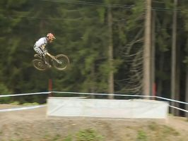 Leogang Downhill World Cup Finals 2013