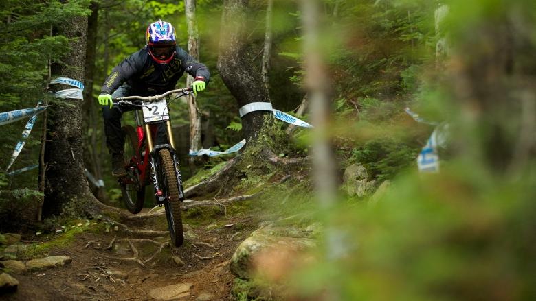 The Destroyer - Quali Highlights from Mont St Anne