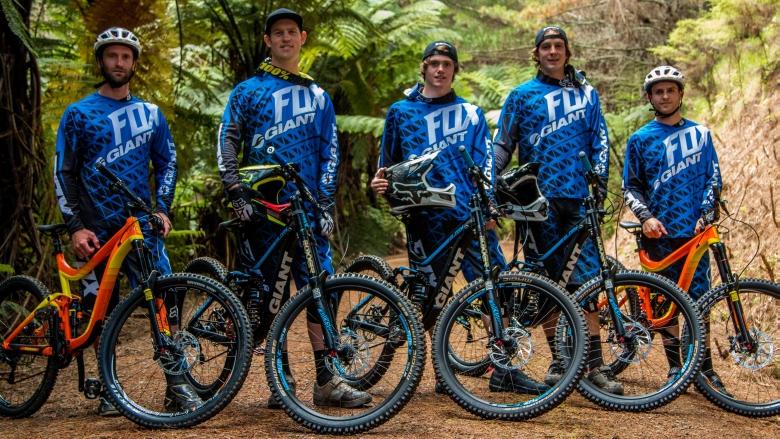 Cam Cole to Headline Giant NZ Gravity Team