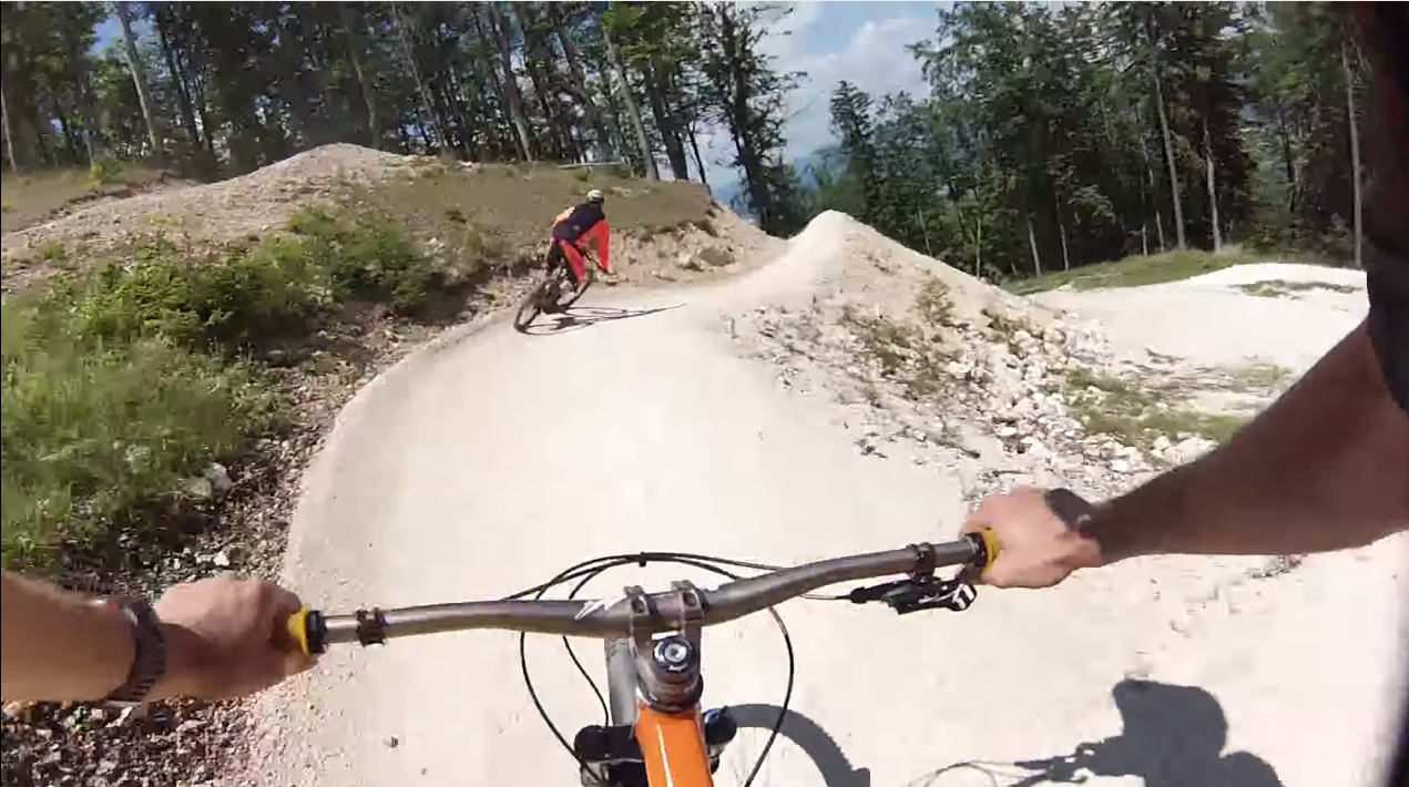 World's Longest Flow Trail? 20 minutes of Pure Fun