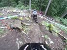 Claudio Battles the Beast - Val di Sole Course Check