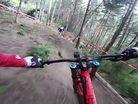 Wild in Vallnord - Claudio Caluori and Cedric Gracia Course Ride